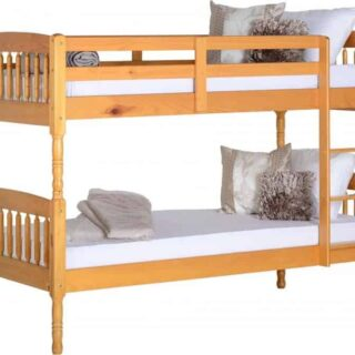 Albany 3' Bunk Bed - Antique Pine