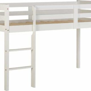 Panama Mid Sleeper - White
