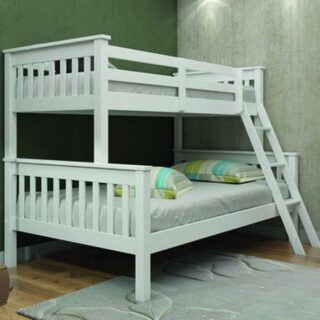 Athens Bunk Triple-White