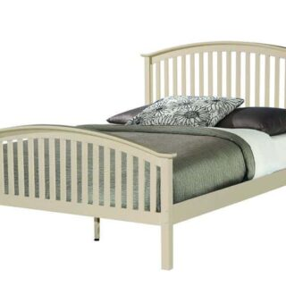 Malta Bed 4FT6IN (Cream)