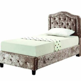 Kimberley 3' Bed -Champagne