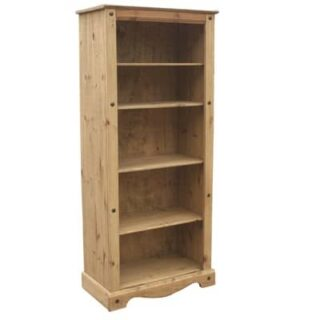 CORONA TALL OPEN BOOK CASE