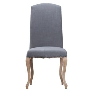 Beloved Chair - GREY FABRIC (X2)