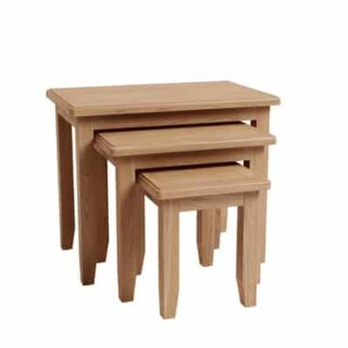 Georgia Nest of 3 Tables