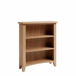 Georgia Small wide bookcase