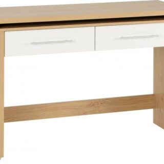 SEVILLE_2_DRAWER_SLIDER_DESK_WHITE_GLOSSLIGHT_OAK_EFFECT_VENEER_2019_01_500