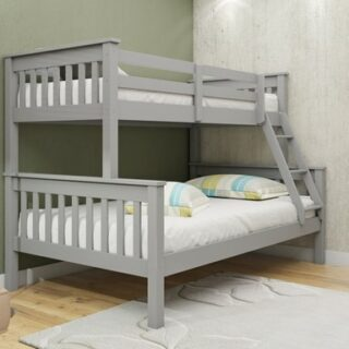 Athens Bunk Triple - Grey