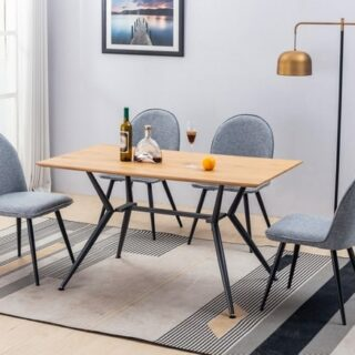 Fushion Dining Set1