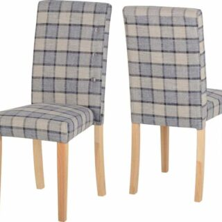 HAMPTON_DINING_CHAIR_GREY_CHECK_FABRIC
