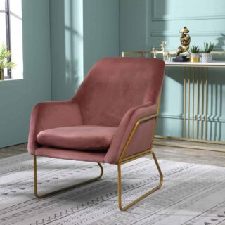 Kendal Chair Pink