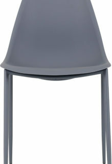 Lindon Chairs in Grey Pair