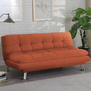 Venus 2541 Sofa Bed-orange
