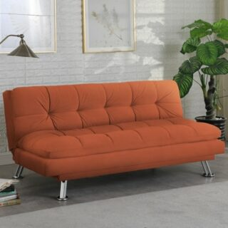 Venus 2541 Sofa Bed-orange1