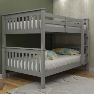 Athens Quad Bunks in Grey