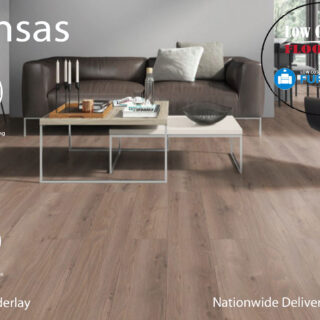 Kansas 8mm Laminate Flooring
