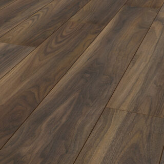 Dark Walnut 12mm Laminate